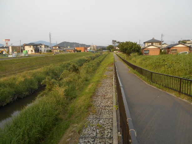 桜川自転車道整備事業