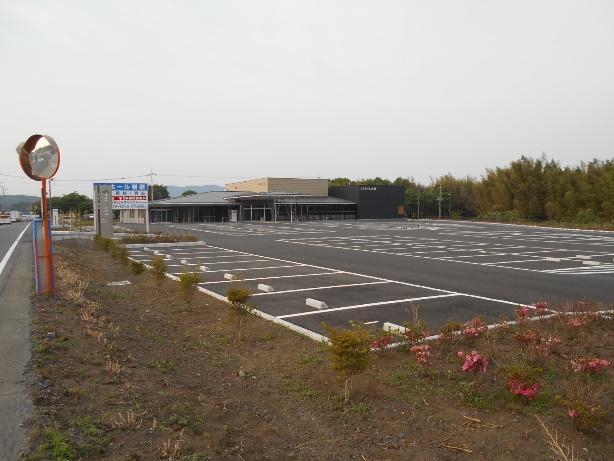 桜川市内葬祭場新築