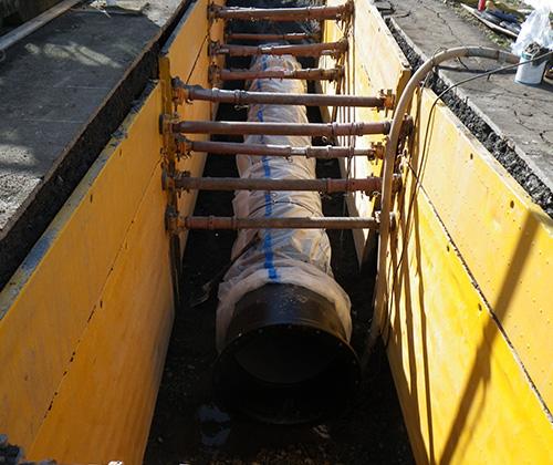工業用水道耐震化業務